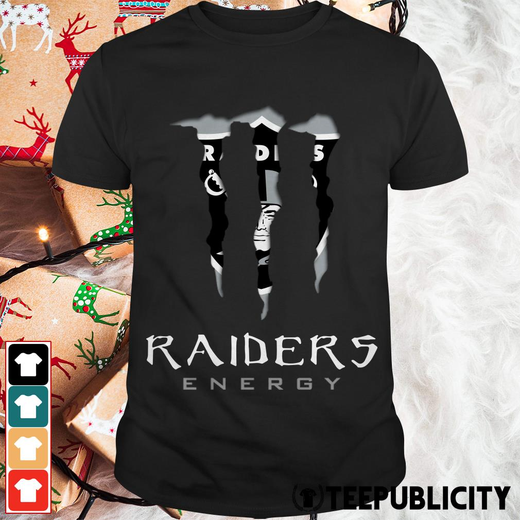 Monster Tennessee Raiders Energy Shirt