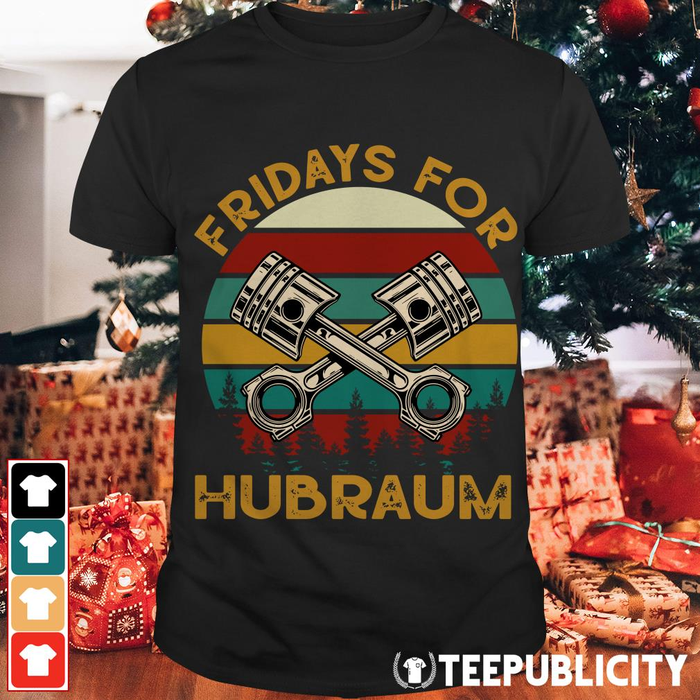 Official Fridays for hubraum vintage shirt