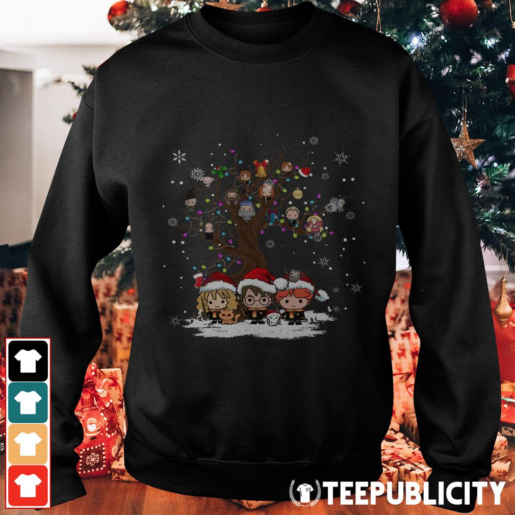 Official Harry Potter chracter chibi Christmas Sweater