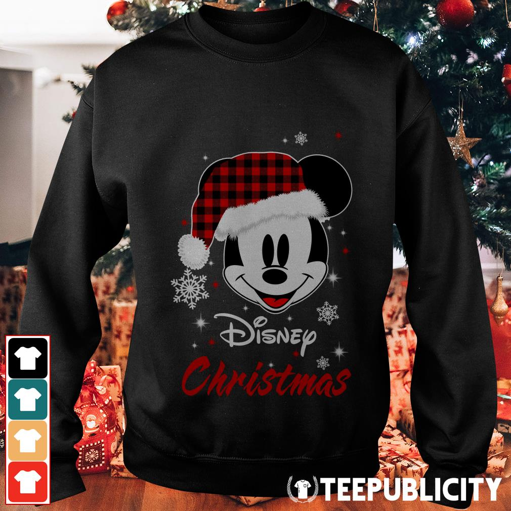 Official Mickey Mouse Santa Disney Christmas Sweater