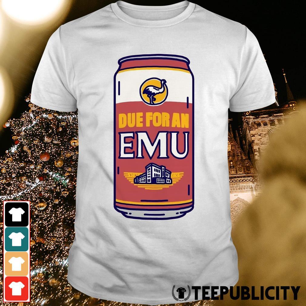 Official Due for an Emu shirt