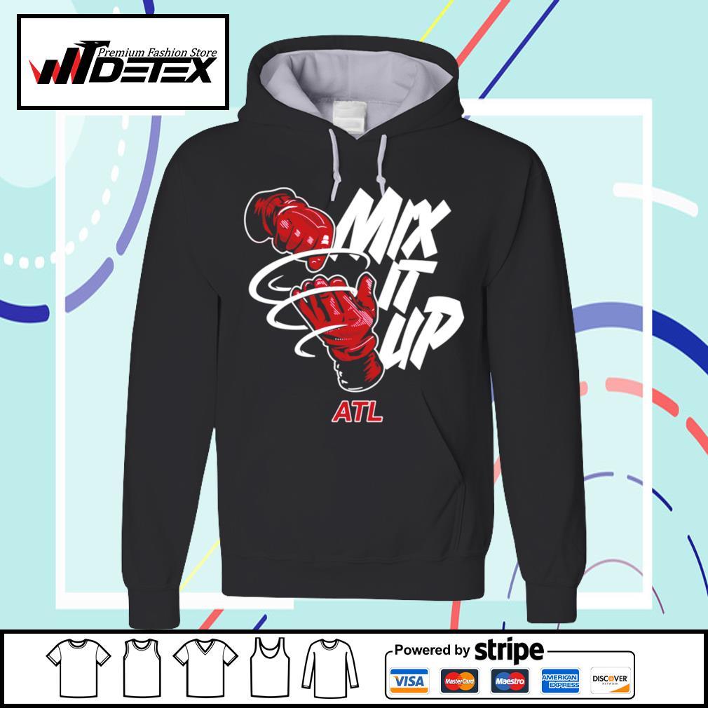 Atlanta Braves mix it up s hoodie