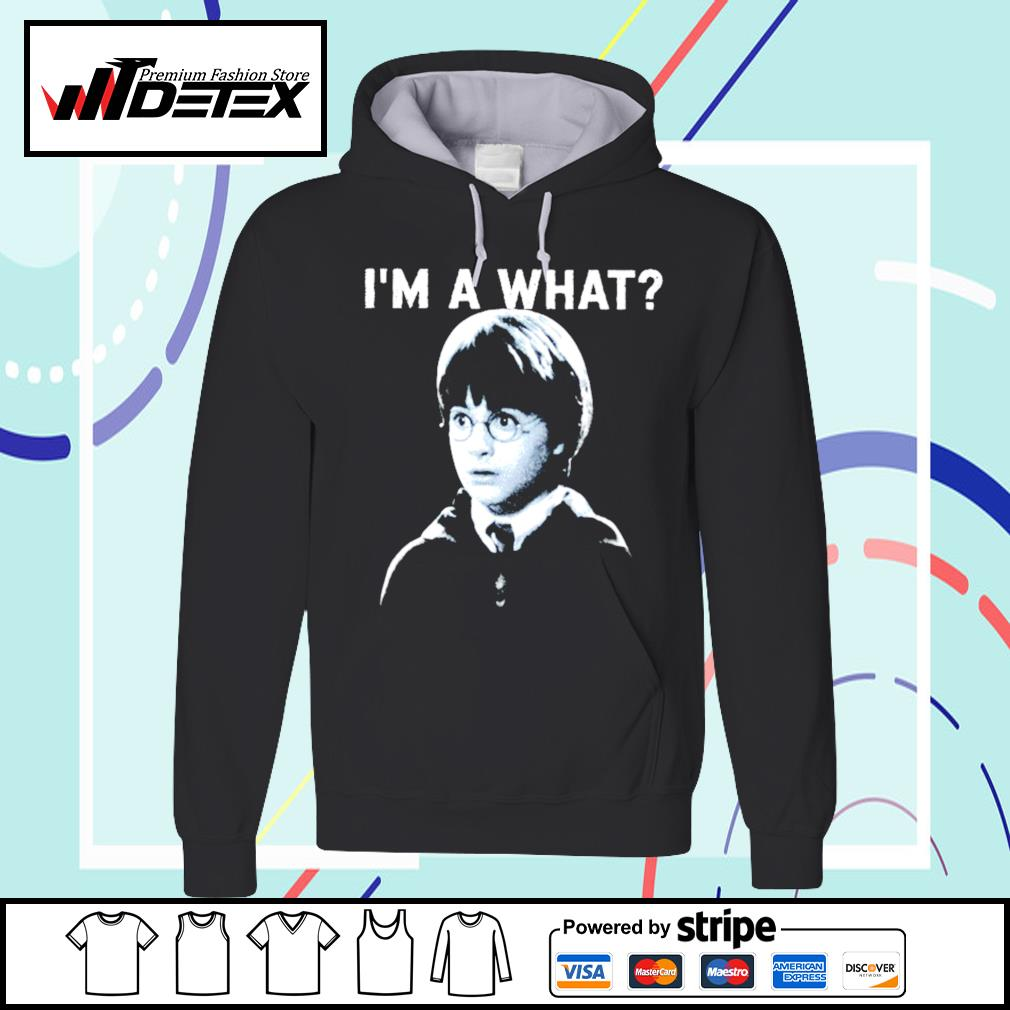 Harry Potter I'm a what s hoodie