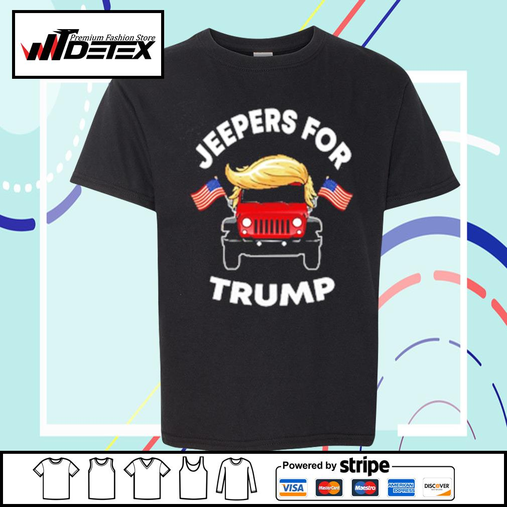 Jeepers for Trump s youth-tee